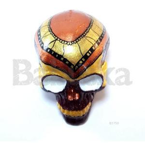 Calavera mexicana Zeus - Babuska B1759