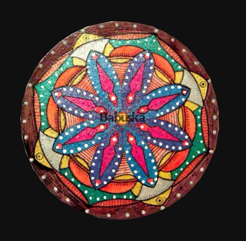 Mandala Pasteles