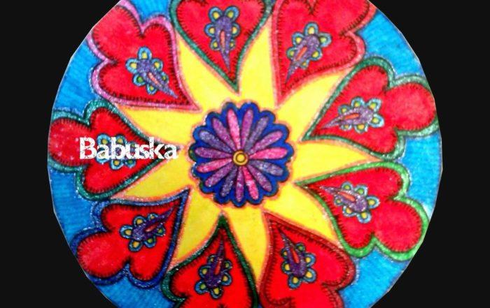 Mandala Lulu en flor