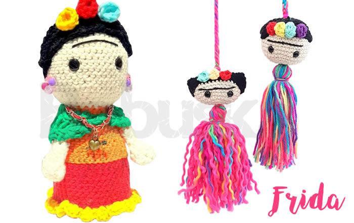 Frida crochet