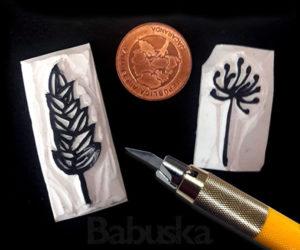 Sellos hechos a mano Babuska