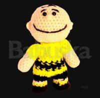 Charlie Brown Amigurumis Babuska