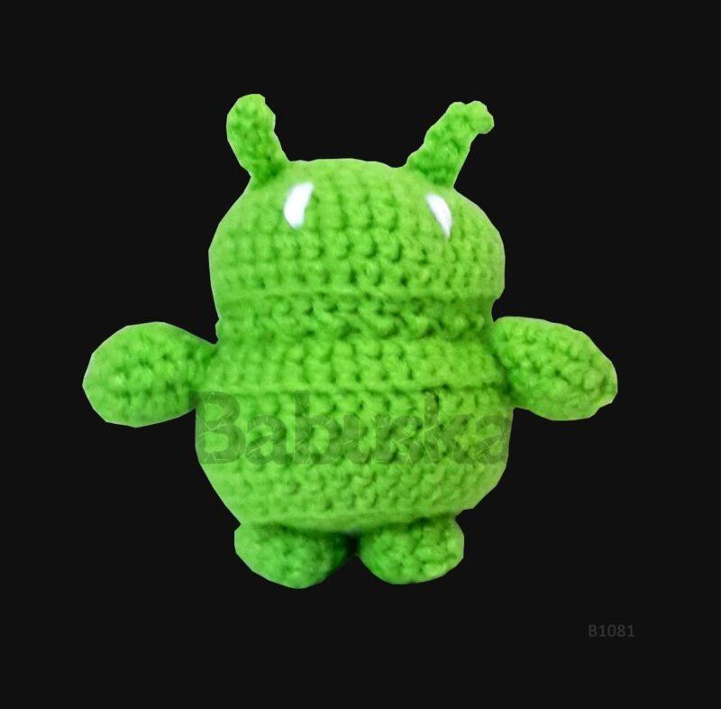 Android Amigurumis Babuska