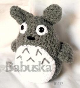 Totoro Amigurumi Babuska