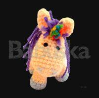 Chiquito - Unicornio Amigurumi Babuska
