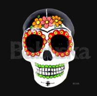 Frida floreada Calavera Frida Babuska B1165